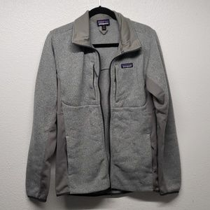Men's Patagonia zip up (M)
